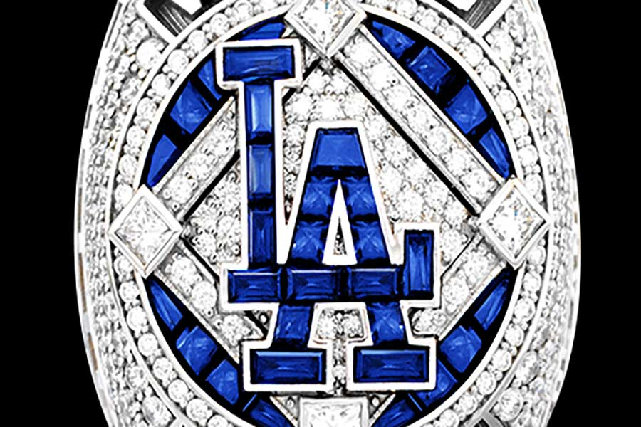 dodgers ring